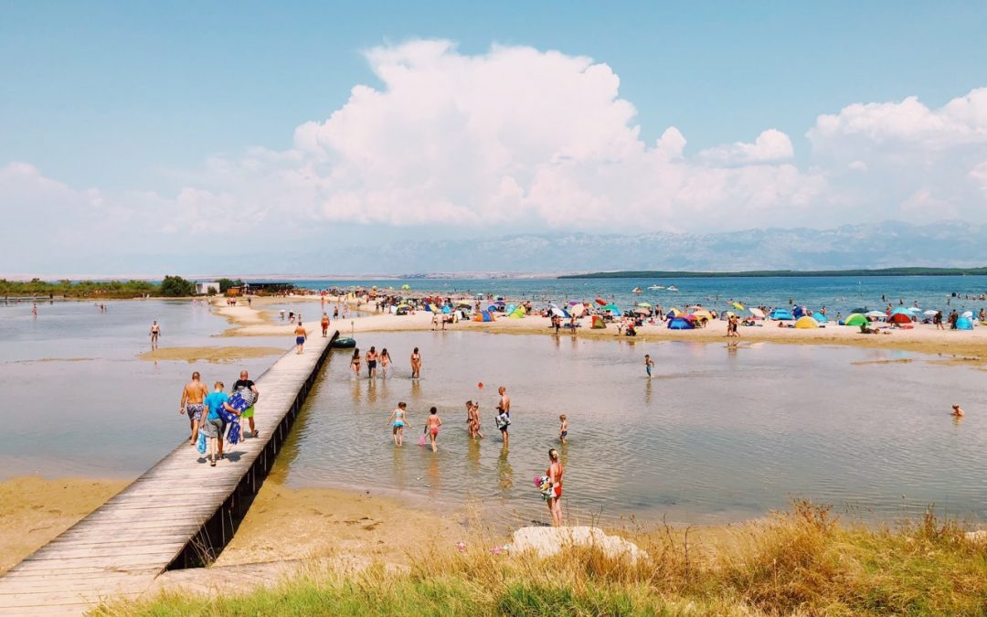 Kraljičina plaža – Queen's beach – a must-see beach in Croatia