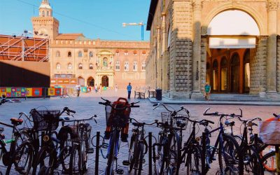 Bologna in Italy – old, but young at heart