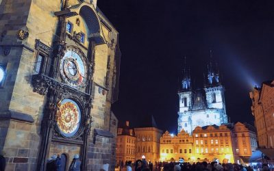 Top 5 things to see in Prague in a day