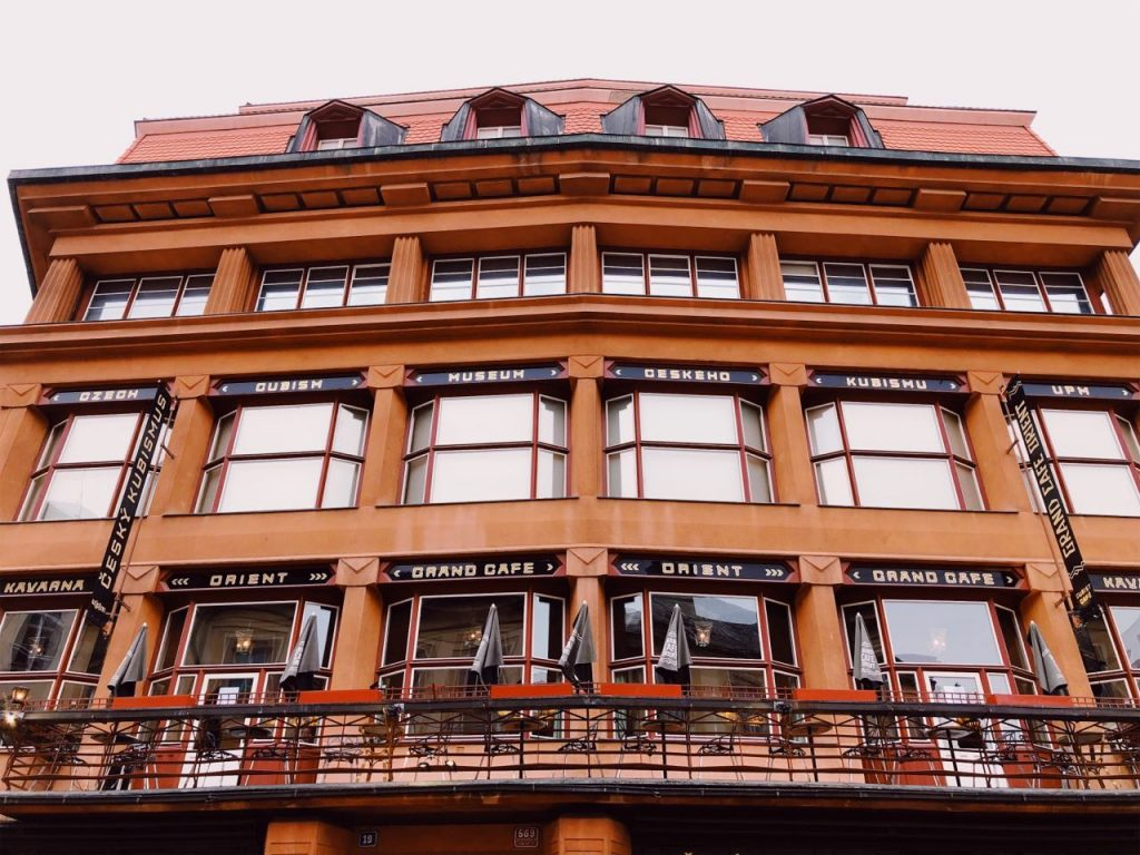 The House of the Black Madonna in Prague