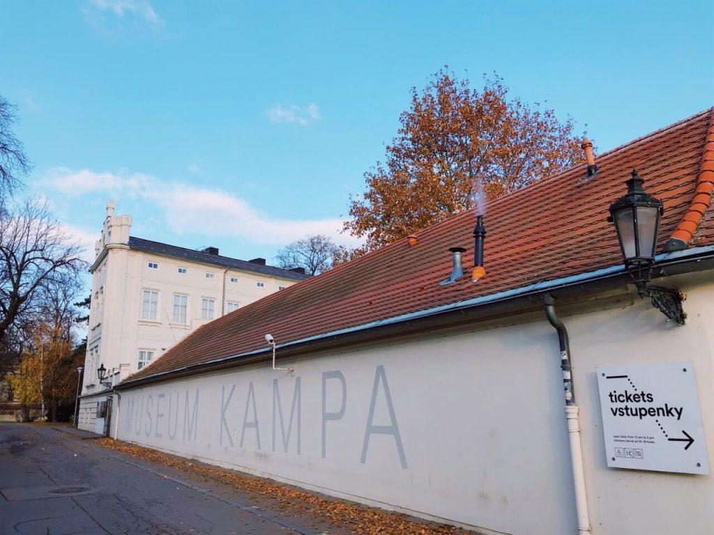 Kapma Museum in Prague