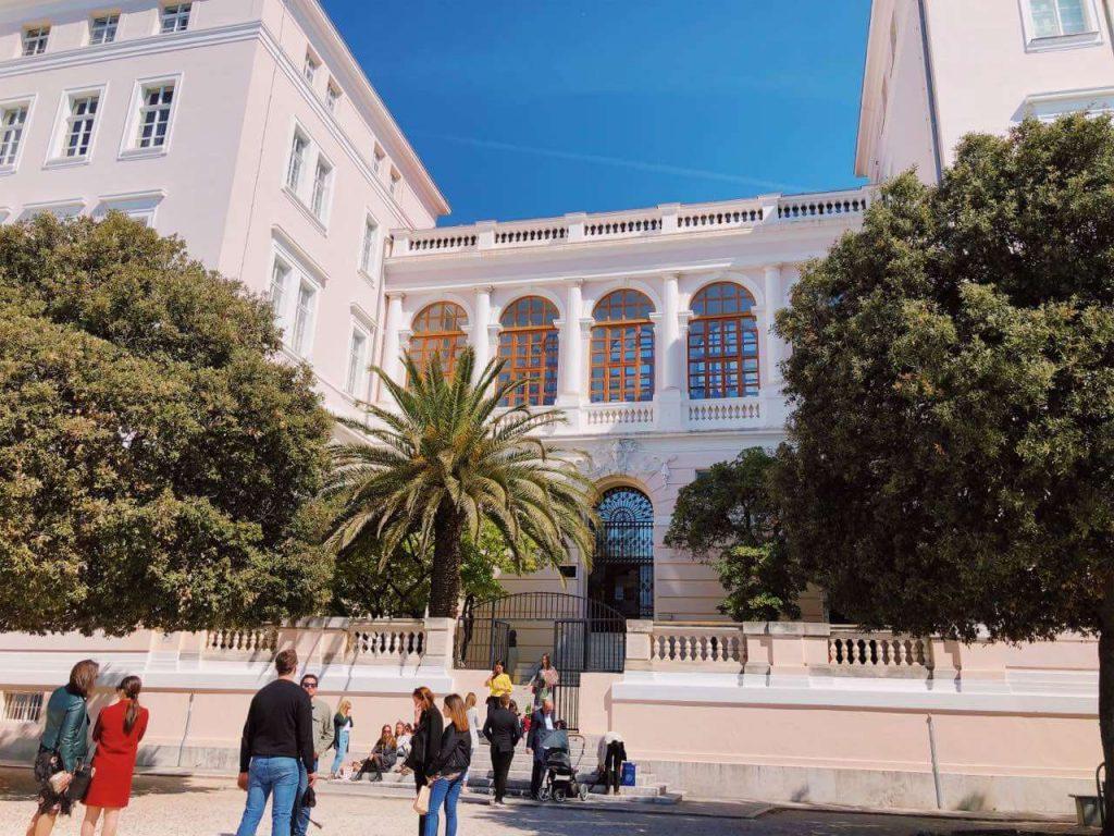 The Univeristy of Zadar