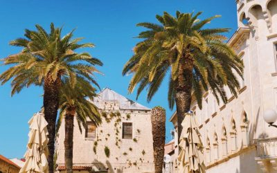Here is a must – visit Trogir in Croatia