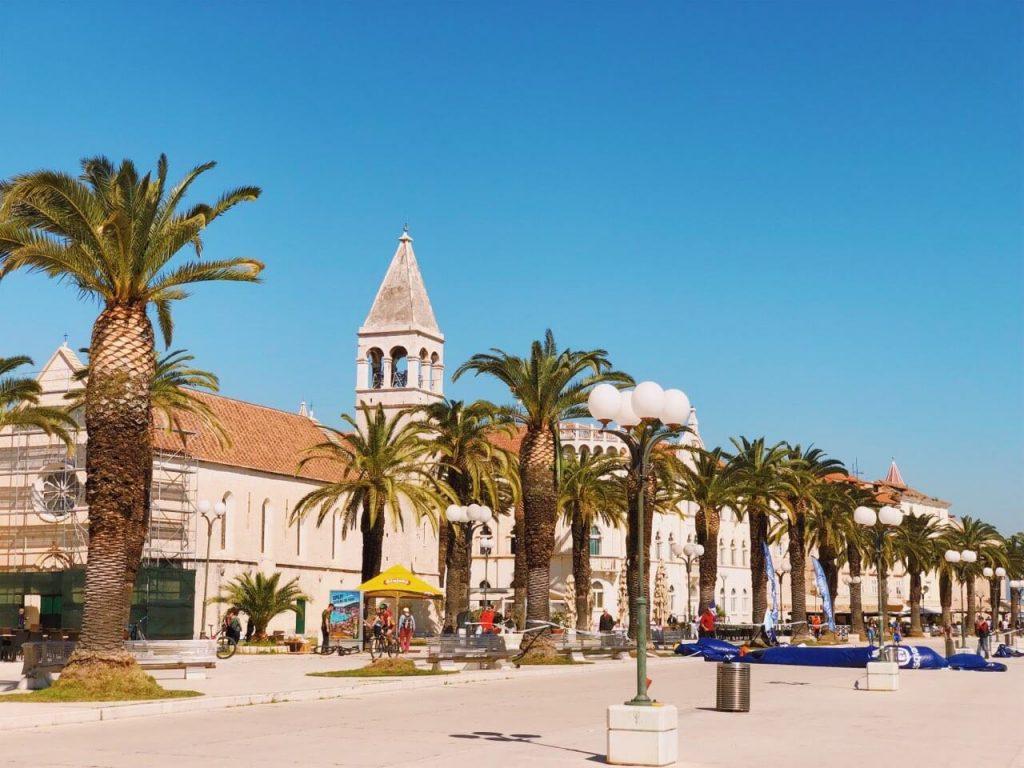 Rive in Trogir