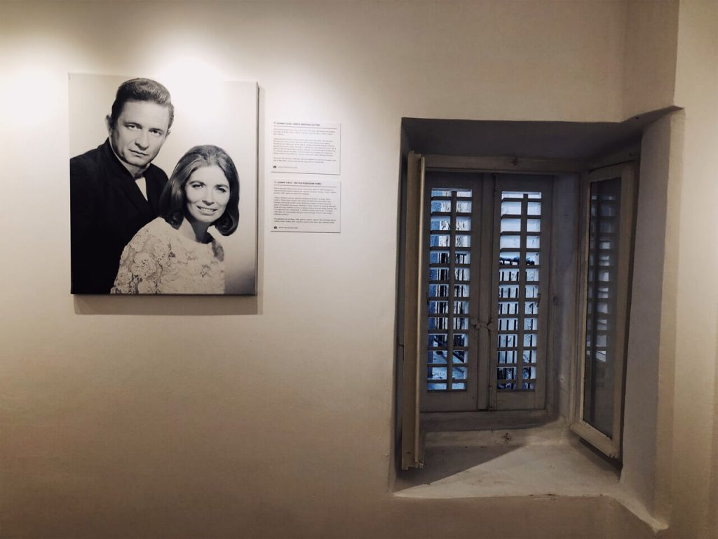 Johnny Cash and June Carter's love story is a famous one