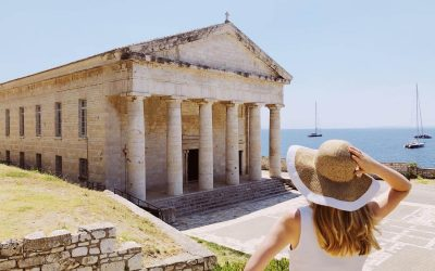 Top 5 must-sees on Corfu island