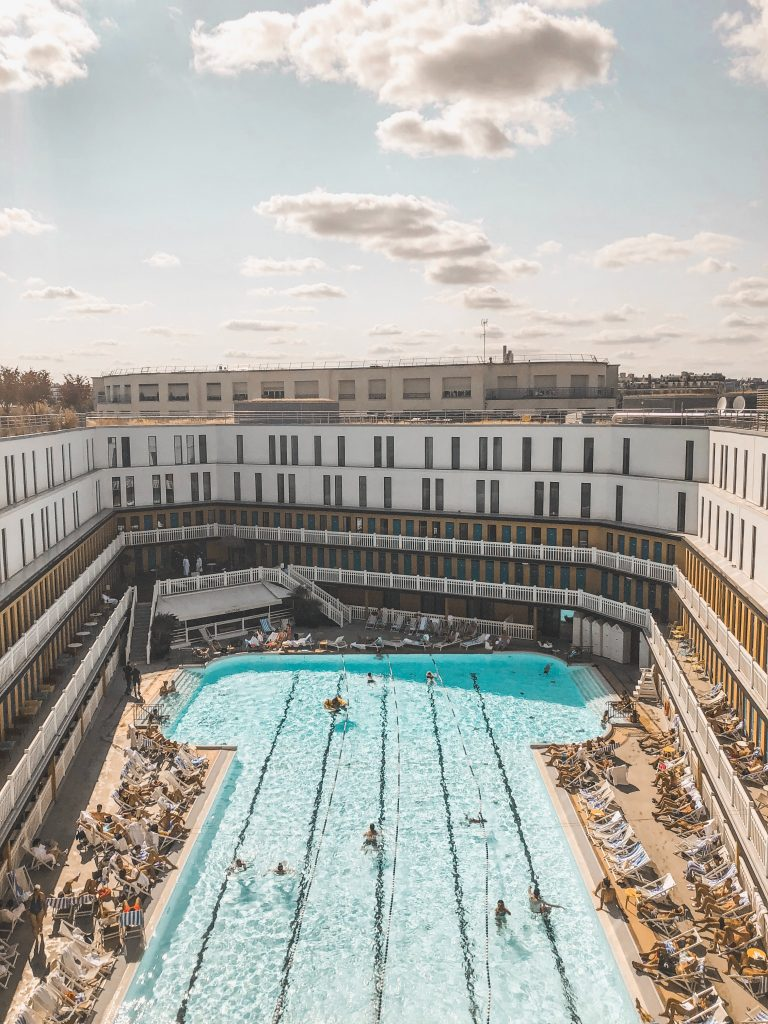 large hotel
