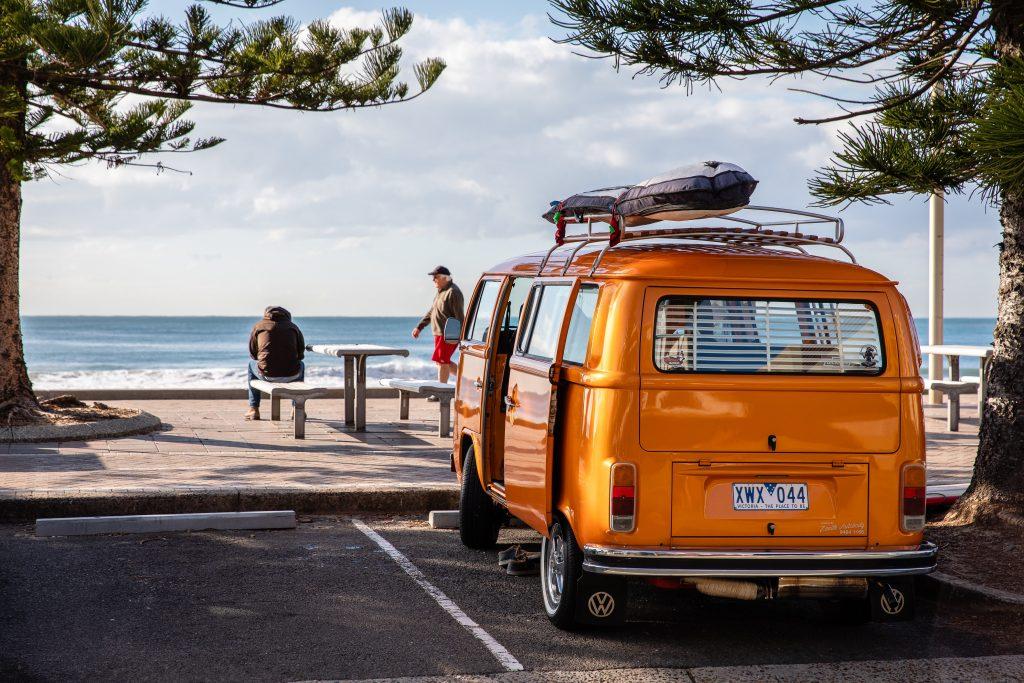 Manly Beach in Australia