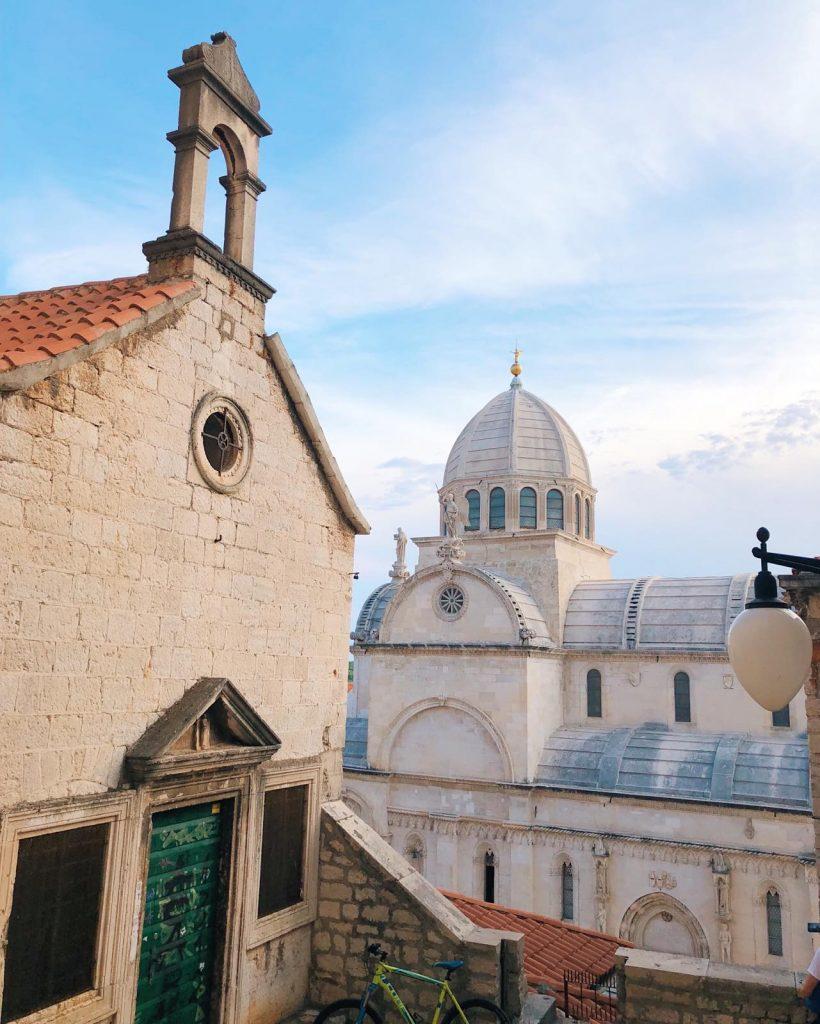 St. James cathedral in Sibenik