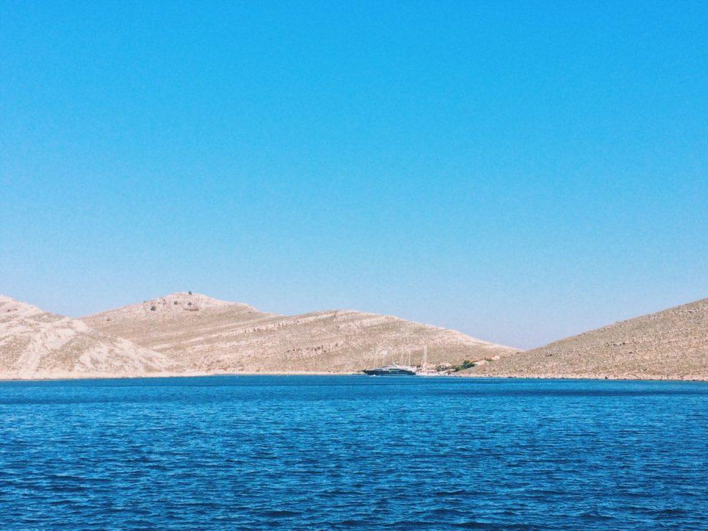 Kornati islands near Sibenik